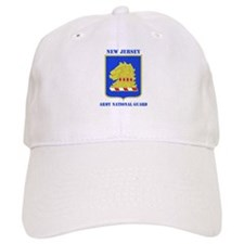 DUI-NEW JERSEY ANG WITH TEXT Baseball Cap