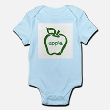 Apple Baby Infant Creeper