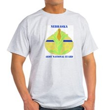 DUI-NEBRASKA ANG WITH TEXT T-Shirt