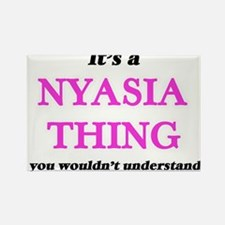 It's a Nyasia thing, you wouldn't Magnets