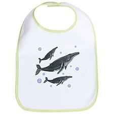Humpback Whale Bib
