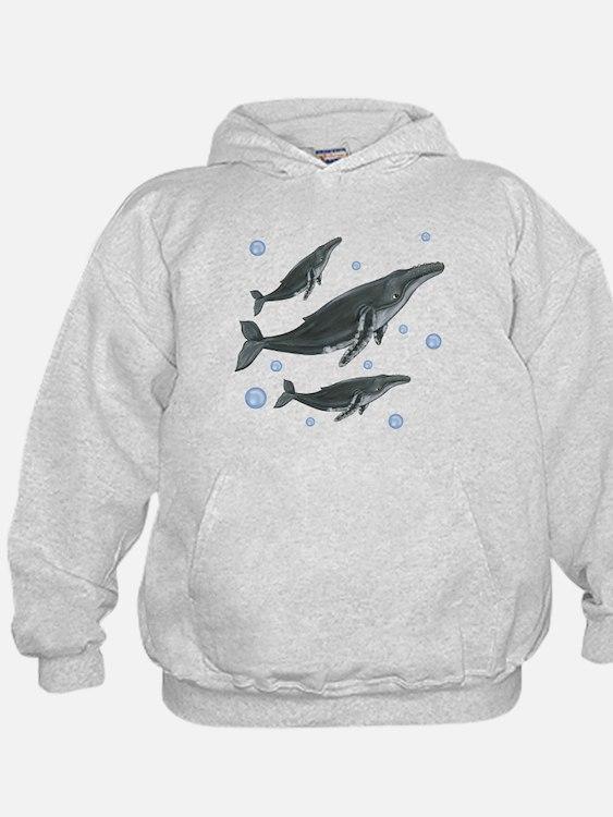 Humpback Whale Hoodie