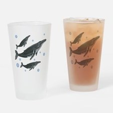 Humpback Whale Drinking Glass