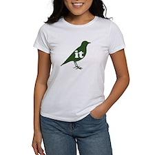 IT ON A BIRD Tee