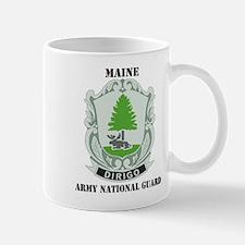DUI - Maine Army National Guard with text Mug