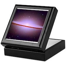 Sombrero Galaxy Keepsake Box