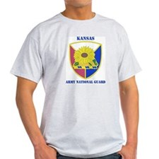 DUI-KANSAS ANG WITH TEXT T-Shirt
