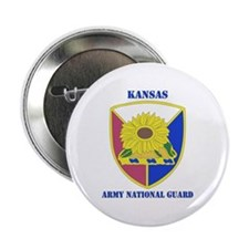 """DUI-KANSAS ANG WITH TEXT 2.25"""" Button (10 pack)"""