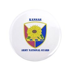 """DUI-KANSAS ANG WITH TEXT 3.5"""" Button (100 pack)"""