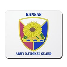 DUI-KANSAS ANG WITH TEXT Mousepad