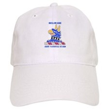 DUI-DELAWARE ANG WITH TEXT Baseball Cap