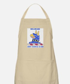 DUI-DELAWARE ANG WITH TEXT Apron