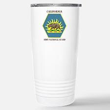 DUI-CALIFORNIA ANG WITH TEXT Travel Mug