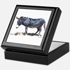 Burro, Miniature Donkey, Bart Keepsake Box