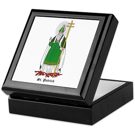 St. Patrick Keepsake Box