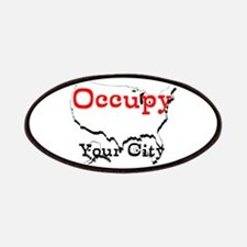 Custom Occupy Your City Patches