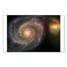 The Whirlpool Galaxy: M51 Decal