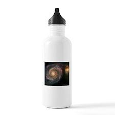 The Whirlpool Galaxy: M51 Water Bottle