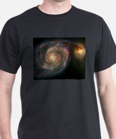 The Whirlpool Galaxy: M51 T-Shirt