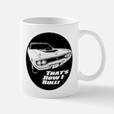 How I Roll - Road Runner Mug