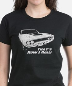 How I Roll - Road Runner Tee