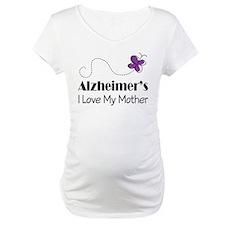 Alzheimer's Love My Mother Shirt