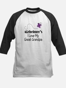 Alzheimer's Love My Great Grandpa Tee