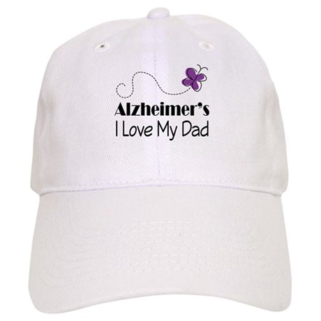 Alzheimer's Love My Dad Cap