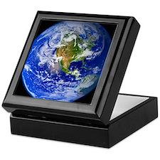 Earth Keepsake Box