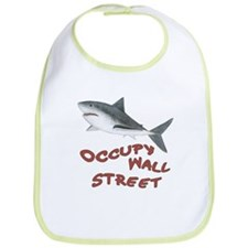Occupy Wall Street Bib