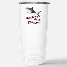 Occupy Wall Street Travel Mug