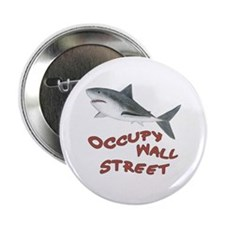"Occupy Wall Street 2.25"" Button"