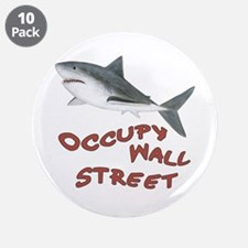 "Occupy Wall Street 3.5"" Button (10 pack)"