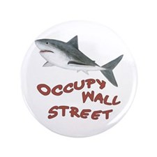 "Occupy Wall Street 3.5"" Button (100 pack)"