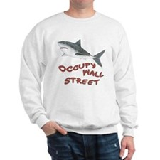 Occupy Wall Street Sweatshirt