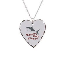 Occupy Wall Street Necklace