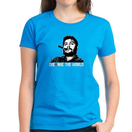 Che Guevara Women's Dark T-Shirt