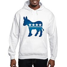 Democrats Donkey Hoodie