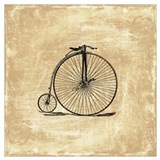 Bicycle Wrapped Canvas Art