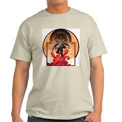 Buck Ash Grey T-Shirt