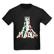 Italia soccer Italy T