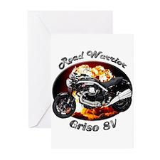 Moto Guzzi Griso 8V Greeting Cards (Pk of 10)
