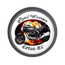 Moto Guzzi Griso 8V Wall Clock