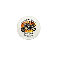 Moto Guzzi Griso 8V Mini Button (10 pack)