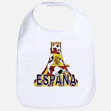 Espana Spain Soccer Fútbol Bib