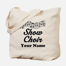 Cute Show choir Tote Bag