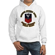 Aviation Storekeeper AK with Text Hoodie