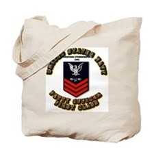 Aviation Storekeeper AK with Text Tote Bag
