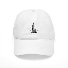 I'd rather be sailing Baseball Cap