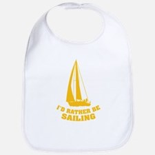 I'd rather be sailing Bib